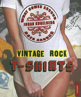 Vintage Rock T-Shirts, Good Books