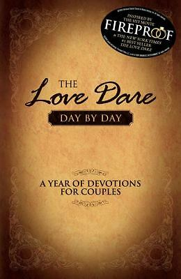 The Love Dare Day by Day: A Year of Devotions for Couples, Stephen Kendrick, Ale