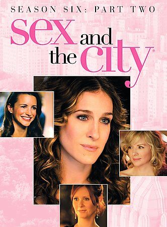Sex and the City - Season Six, Part 2 by Sarah Jessica Parker