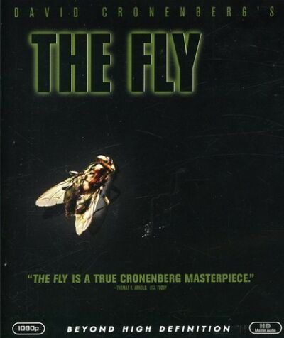The Fly [Blu-ray] by Jeff Goldblum, Geena Davis, Michael Copeman, Les Carlson,