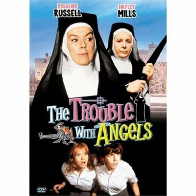 The Trouble With Angels, Good DVD, Rosalind Russell, Hayley Mills, Binnie Barnes