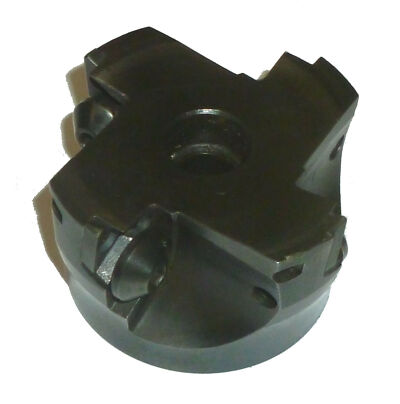 "2-1/2"" TPG INSERT FACE MILL W/ 3/4"" PILOT HOLE"