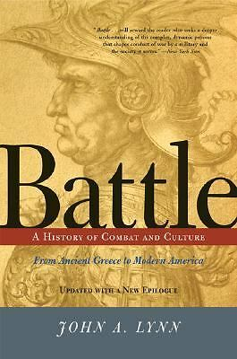 Battle: A History Of Combat And Culture, Good Books