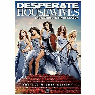 Desperate Housewives: The Complete Sixth Season by Teri Hatcher, Felicity Huffm
