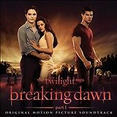 Twilight Saga: Breaking Dawn, Various Artists, Good Soundtrack
