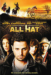 ALL HAT (DVD, 2008)LUKE KIRBY/ KEITH CARRADINE NEW IN WRAP DAY U PAY IT SHIPS