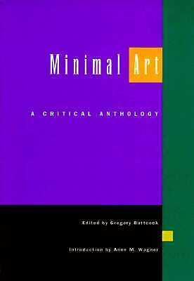 Minimal Art: A Critical Anthology, Good Books