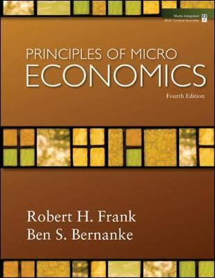 Principles of Microeconomics (The McGraw-Hill Series in Economics), Good Books