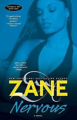 Nervous: A Novel, Zane, Good Book