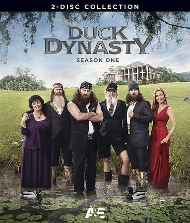 Duck Dynasty: Season 1, New DVD, Korie Robertson, Willie Robertson, Phil Roberts
