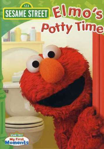 Sesame Street - Elmo's Potty Time, Good DVD, ,