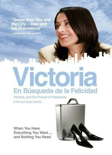 VICTORIA AND THE PURSUIT OF HAPPINESS (DVD, 2010) BNISW DAY U PAY IT SHIPS FREE