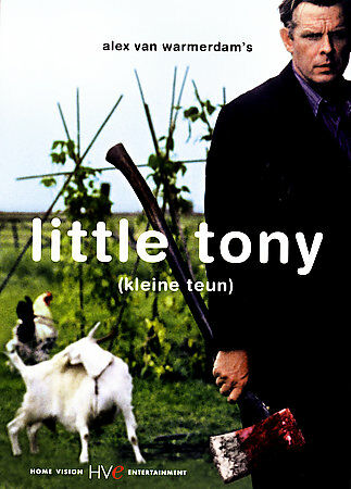 LITTLE TONY (DVD, 2006) BNISW THE DAY U PAY IT SHIPS FREE