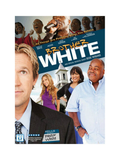 Brother White, Good DVD, Bruce Davison, Jackee, David A.R. White, Brian Herzling