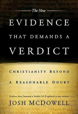 The New Evidence That Demands A Verdict Fully Updated To Answer The Questions Ch