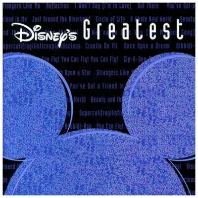 Disney's Greatest 1 by Various Artists