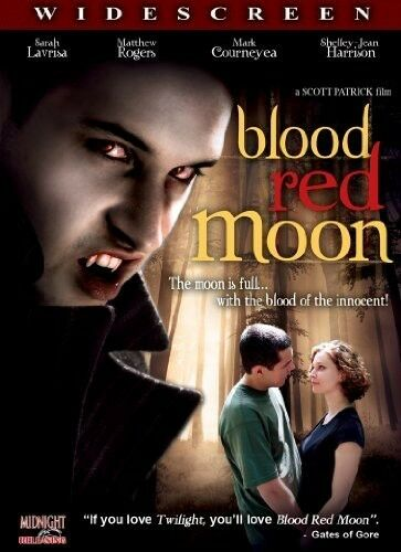 BLOOD RED MOON  (DVD, 2010)BNISW DY U PAY IT SHIPS FREE