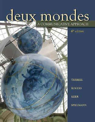 Deux mondes: A communicative approach, Sixth Student Edition, Good Books
