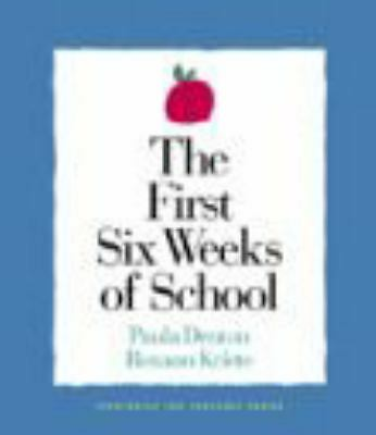 The First Six Weeks of School (Strategies for Teachers), Good Books