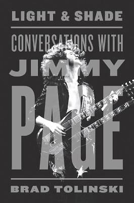 Light and Shade: Conversations with Jimmy Page, Tolinski, Brad, Good Book