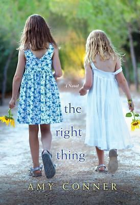 The Right Thing, Conner, Amy, Good Book