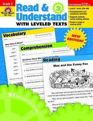 Read & Understand with Leveled Texts, Grade 2, Good Books