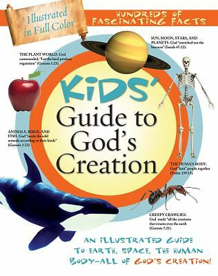 Kids' Guide to God's Creation (Kids' Guide to the Bible), Good Books