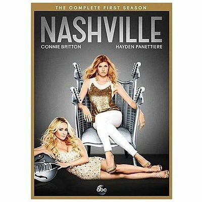 Nashville: Season 1, Good DVD, ,