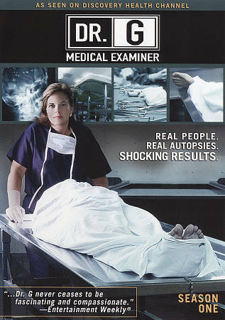 Dr. G: Medical Examiner - Season 1, Good DVDs
