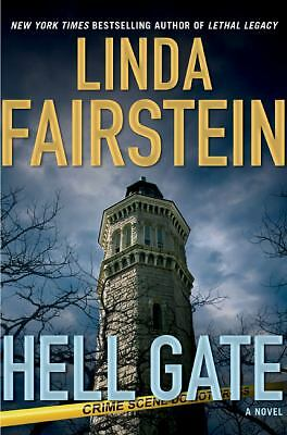 HELL GATE by Linda Fairstein (2010, HC) NO PAGE TURNED THE DAY U PAY IT SHIPS