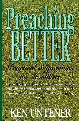 Preaching Better: Practical Suggestions for Homilists, Good Books
