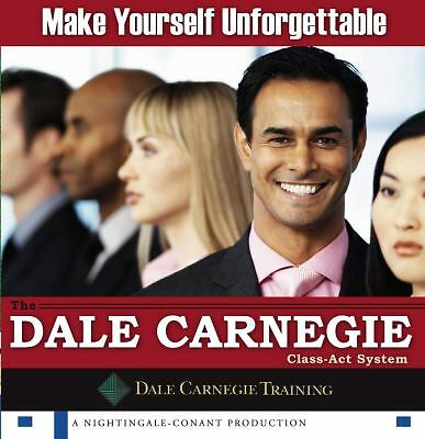 Make Yourself Unforgettable: The Dale Carnegie Class-Act System, Good Books