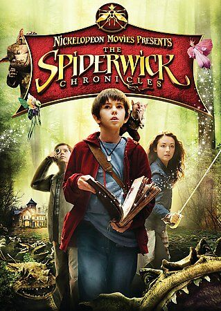 The Spiderwick Chronicles (Widescreen Edition), Good DVD, Freddie Highmore, Mary