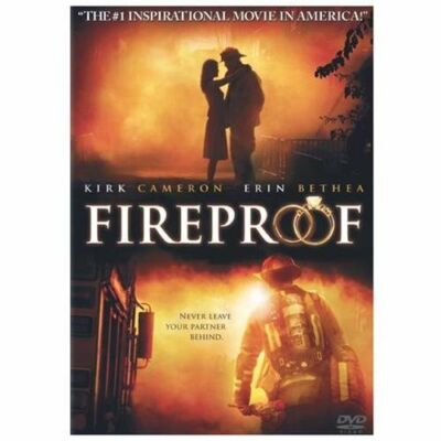 Fireproof, Good DVD, Kirk Cameron, Jason McLeod, Erin Bethea, Ken Bevel, Stephen