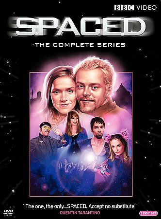 Spaced: The Complete Series, Good DVDs