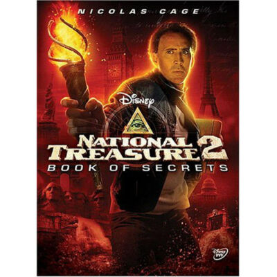 National Treasure 2 - Book of Secrets (Widescreen), Good DVD, Nicolas Cage, Dian