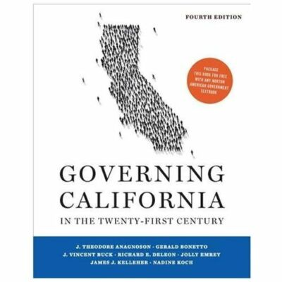 Governing California in the Twenty-First Century (Fourth Edition), Acceptable Bo