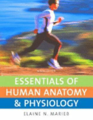 Essentials of Human Anatomy & Physiology (9th Edition), Acceptable Books