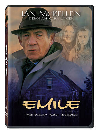 EMILE  (DVD, 2005)BNISW- IAN MCKELLEN ONE OF THE BEST ACTORS THERE IS MUST SEE