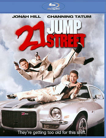 21 Jump Street (+ UltraViolet Digital Copy)  [Blu-ray], Good DVD, Dave Franco, B