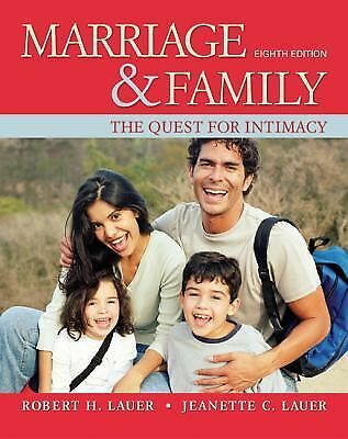 Marriage and Family: The Quest for Intimacy, Good Books