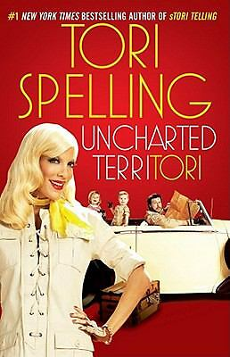UNCHARTED TerriTORI by Tori Spelling (2011, Paperback)- DAY U PAY IT SHIPS FREE