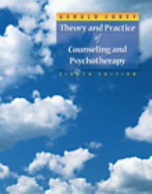Theory and Practice of Counseling and Psychotherapy, Acceptable Books
