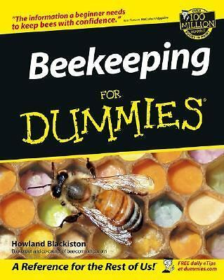 Beekeeping for Dummies, Howland Blackiston, Good Book