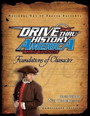 Foundations of Character Homeschool Curriculum Kit (Drive Thru History America),