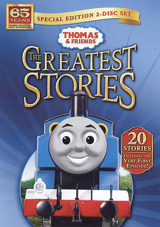 Thomas & Friends: The Greatest Stories (Two-Disc Special Edition), Good DVD, ,