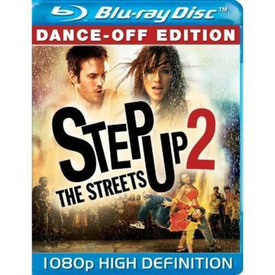STEP UP 2 THE STREETS New Sealed Blu-ray Dance Off Edition NEW!!