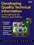 Developing Quality Technical Information, Good Books