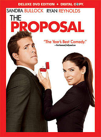 The Proposal (Two-Disc Deluxe Edition + Digital Copy), Good DVDs