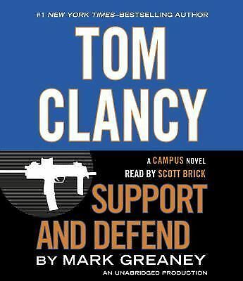 Tom Clancy Support and Defend (A Campus Novel), Good Books